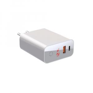 Baseus Incarcatorperete PPS QC USB + PD 45W - Alb1