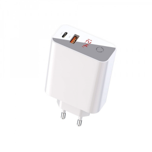 Baseus Incarcatorperete PPS QC USB + PD 45W - Alb4