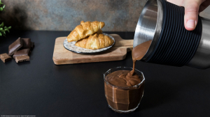 Aparat pentru spumarea laptelui Cecotec Power Latte Spume 5000, interior antiaderent, 650W, ciocolata calda [2]