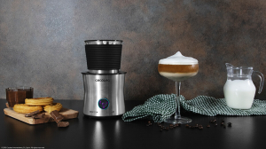 Aparat pentru spumarea laptelui Cecotec Power Latte Spume 5000, interior antiaderent, 650W, ciocolata calda [5]