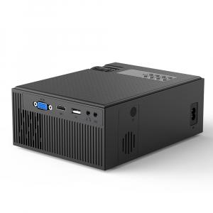 Videoproiector BlitzWolf BW-VP1, 2800 Lumens, Native 720p, LED, HDMI, VGA, AV, USB2