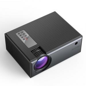 Videoproiector BlitzWolf BW-VP1, 2800 Lumens, Native 720p, LED, HDMI, VGA, AV, USB3