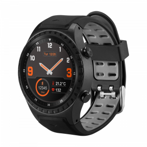 Ceas smartwatch Acme SW302, HR, GPS, Black0