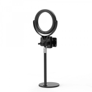 Lampa Circulara LED BlitzWolf BW-SL4 Make up Profesionala, Ring Light 64 Leduri cu Lumina Rece/Calda Tip Inel [3]