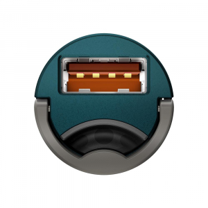 Incarcator Auto Baseus, Tiny Star Mini, Quick Charge 3.0, Albastru3