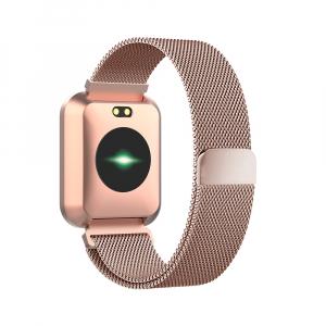 Smartwatch Forever ForeVigo SW-300 rose gold1