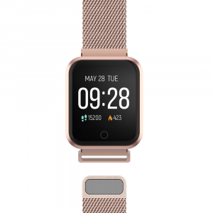 Smartwatch Forever ForeVigo SW-300 rose gold - Resigilat4