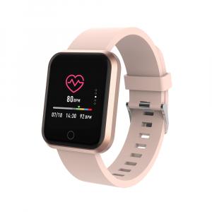 Smartwatch Forever ForeVigo SW-300 rose gold - Resigilat6