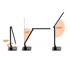 Lampa de birou LED TaoTronics TT-DL01 control Touch, 4 moduri, 14W, USB [1]