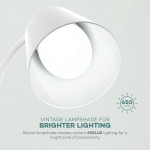 Lampa de birou LED VAVA VA-DL29, 3 modri de lumina, cu reglare touch a Intensitatii1