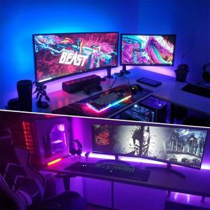 Banda LED RGB Novostela 16m, 480 Leduri, Telecomanda RF cu 44 butoane2