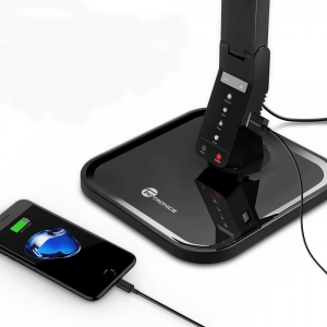 Lampa de birou LED TaoTronics TT-DL01 control Touch, 4 moduri, 14W, USB [2]