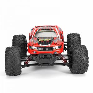 Masina cu Telecomanda XinLeHong 9130 Monster Truck 32km/h, Off-Road Racing Tractiune 4X4, Scala 1:162