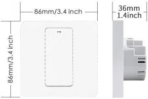 Intrerupator Smart Meross MSS51 WiFi3