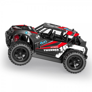 Masina cu Telecomanda Linxtech HS18311 Monster Truck de mare viteza, Off-Road Racing Tractiune 4X4, 36Km/h Scala 1:18 [3]
