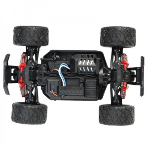 Masina cu Telecomanda Linxtech HS18301 Monster Truck de mare viteza, Off-Road Racing Tractiune 4X4, 36Km/h Scala 1:183