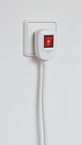 Prelungitor reglabil Brennenstuhl 5 prize si 2 USB-uri, 1,4m, Comutator de siguranta [4]