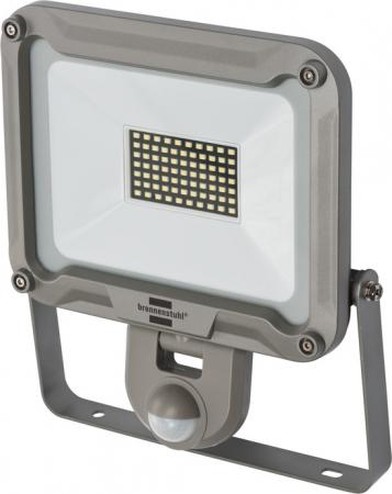 Proiector LED cu senzor de miscare Brennenstuhl  JARO 5000 P,  50W, IP44, 4770 Lumeni, senzor 10m [0]