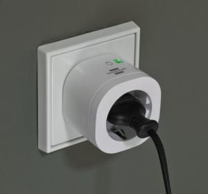 Priza Smart Brennenstuhl Connect WiFi  WA 3000 XS01, IP20 [6]