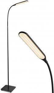 Lampa de podea LED TaoTronics TT-DL072, ajustabile 4 culori de culoare, 4 niveluri de luminozitate [0]