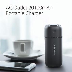 Baterie Externa RavPower RP-PB105 iSmart cu iesire 220V 20100mAh [4]