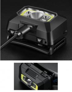 Lanterna LED pentru cap Supfire X30, USB, 500lm, 130m [3]