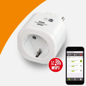 Priza Smart Brennenstuhl Connect WiFi  WA 3000 XS01, IP20 [0]