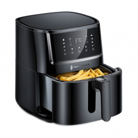 Friteuza cu aer cald, fara ulei TaoTronics TT-AF001 Air Fryer, 1750W, 6L, Control tactil, 11 Programe Presetate [1]