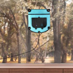 Robot curatare geamuri Cecotec Conga WinDroid 980 Connected, Aplicatie Smartphone, Telecomanda, Stergere uscata si umeda,  5 moduri de curatare [11]