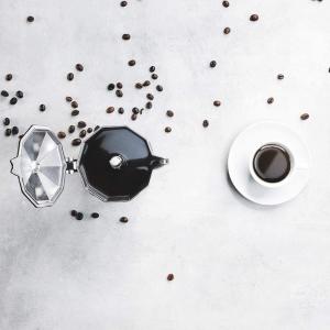 Cafetiera Cecotec Mimoka 300, 150 ml, 3 cani de cafea, Bej [4]