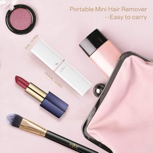 Trimmer facial femei Anjou AJ-PCA024, pentru mustata, parul facial, baterie reincarcabila [6]