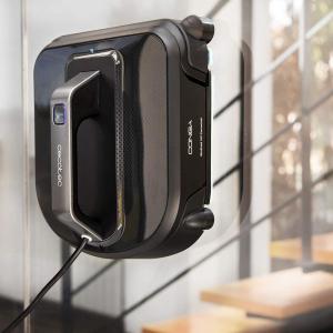 Robot curatare geamuri Cecotec Conga WinDroid 980 Connected, Aplicatie Smartphone, Telecomanda, Stergere uscata si umeda,  5 moduri de curatare [9]