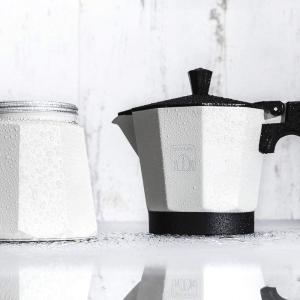 Cafetiera Cecotec Mimoka 600, 300 ml, 6 cani de cafea, inductie, Bej [2]