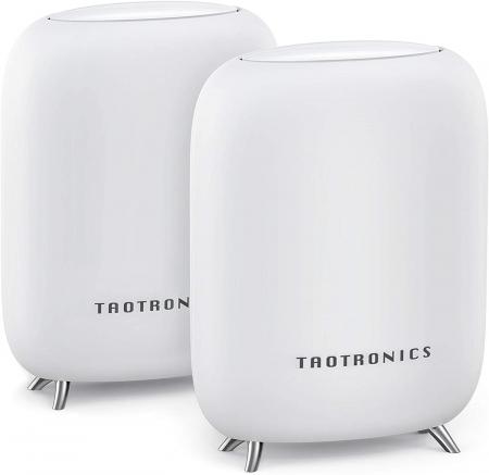 Sistem Wi-Fi Mesh Taotronics Tri-Band (2-pack) AC3000 Gigabit cu acoperire completa pentru casa11