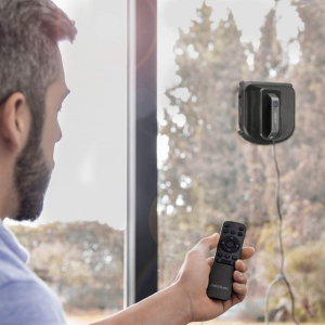 Robot curatare geamuri Cecotec Conga WinDroid 980 Connected, Aplicatie Smartphone, Telecomanda, Stergere uscata si umeda,  5 moduri de curatare - Resigilat [6]