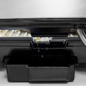 Gratar electric Cecotec 3 in 1 Rock'n Grill Pro , 2000 W, regulator de putere, piatra antiaderenta, gratar electric, plita si aparat de facut sandvisuri - Resigilat3