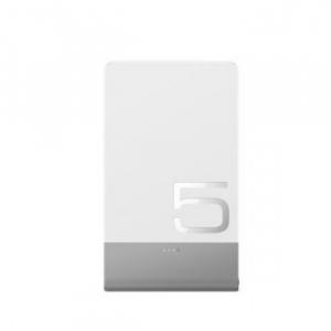 Acumulator extern Huawei AP006L, 5000 mAh, Alb0