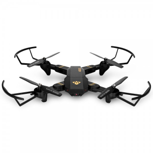 Drona Visuo XS809HW Camera 2Mp cu transmisie pe telefon, altitudine automata, brate pliabile6