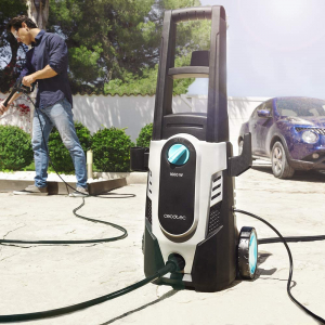 Aparat de spalat cu presiune Cecotec HidroBoost 1600 Home&Car, Accesorii incluse, 135 BAR, 426 L/h ,1600 W4