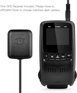 Modul GPS pentru camera Apeman C550 [2]