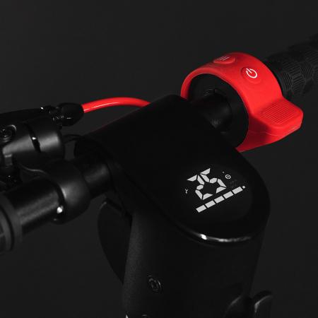 Trotineta electrica Bongo Serie A Advance Connected, putere motor 350 W, baterie detasabila, autonomie 35 Km, viteza maxima 25 Km/h11