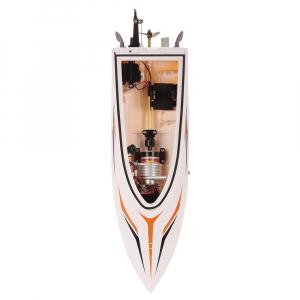 Barcuta RC cu telecomanda TKKJ H105 de viteza mare, 30 km/h [1]