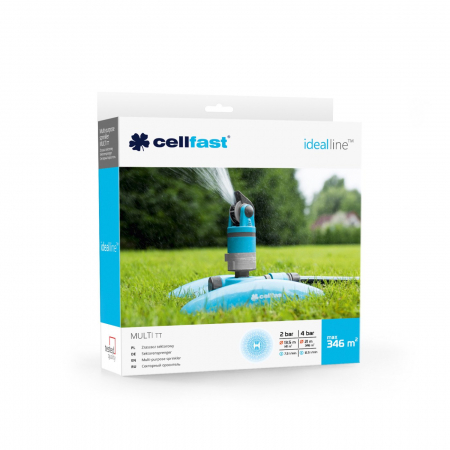 Aspersor 4 functii Cellfast MULTI tt IDEA [2]