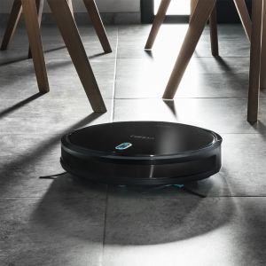 Aspirator robot 4 in 1 Conga 1090 Connected, Control aplicatie, 1400Pa, autonomie 160 minute, rezervor lichide si praf, functie mop [2]