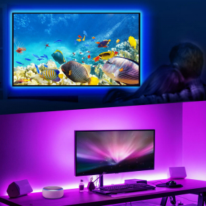 Banda LED Smart NiteBird SL1 WiFi USB, 2.8 metri [3]