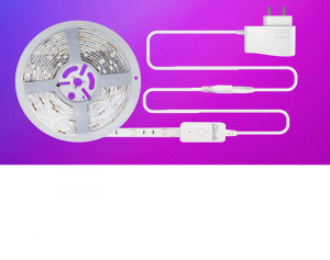 Banda LED Smart Nous F1 WiFi, 5 metri, Control APP [5]