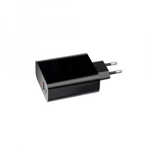 Baseus Incarcatorperete PPS QC USB + PD 45W - Negru1