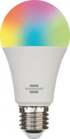 Bec LED RGB Smart Brennenstuhl SB 800, E27, Control din aplicatie [2]