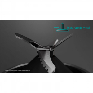 Blender Cecotec Power Black Titanium 1800 Smart, 1800 W, Zdrobire gheata, Bol sticla, Filtru pentru sucuri, 22000-rpm [9]