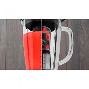 Blender Cecotec Power Black Titanium 1800 Smart, 1800 W, Zdrobire gheata, Bol sticla, Filtru pentru sucuri, 22000-rpm [6]